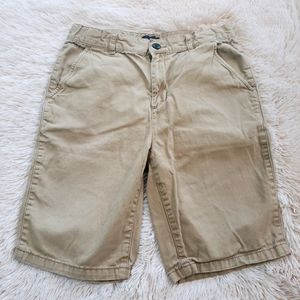 💕4/$20💕 boys children's place khaki shorts 14